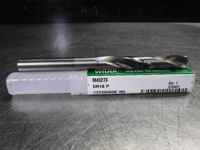 "Widia .3230"" Solid Carbide Drill 2 Flute M43273 (LOC2218B)"