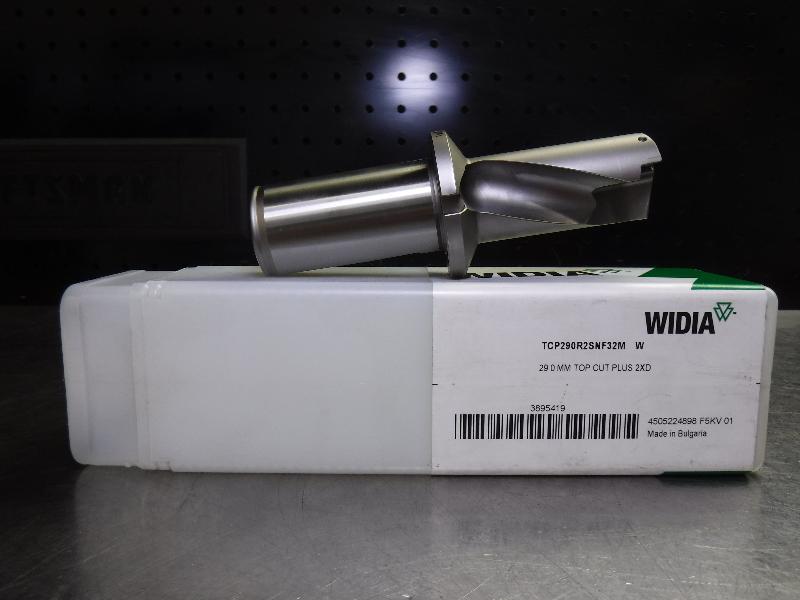 Widia Top Cut Plus 29mm Indexable Drill 32mm Shank TCP290R2SNF32M (LOC2218B)