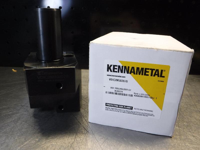Kennametal VDI30 Clamping Unit VDIC2M302070 (LOC3096)