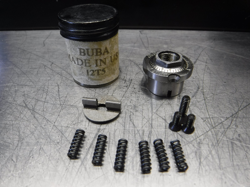 Valenite Vari-Set Boring Head Parts BUBA 12T5 (LOC2131A)