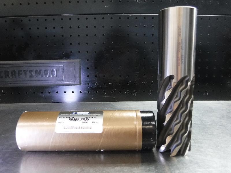 """Weldon 2"""" HSS Crest-Kut Endmill 8 Flute KPA64-11B (LOC1593A)"""