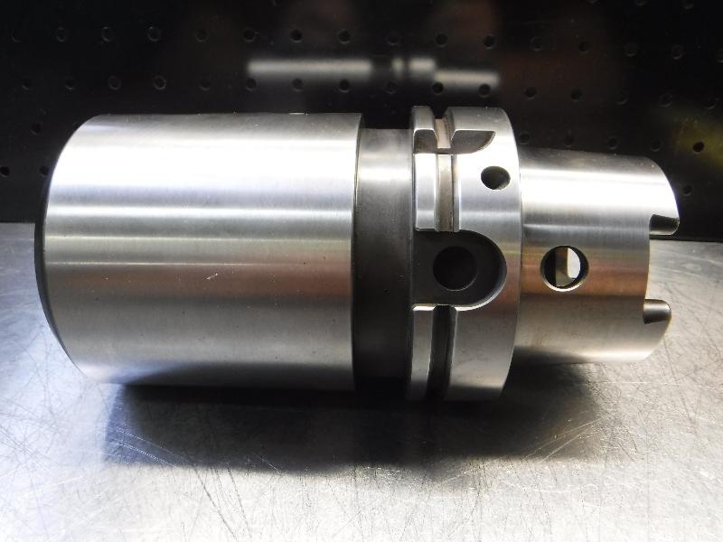 """Techniks HSK100 2"""" Endmill Holder 5.5"""" Projection HSK100AXSLN2""""-5.5"""" (LOC233B)"""