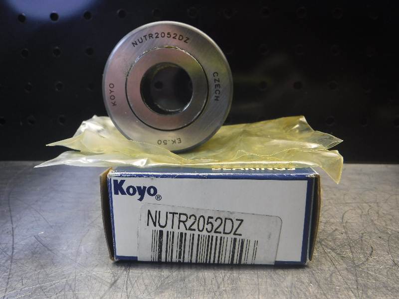 Koyo Needle Roller Bearings 20mm Inner Dia 52mm Outer Dia NUTR2052DZ (LOC648A)