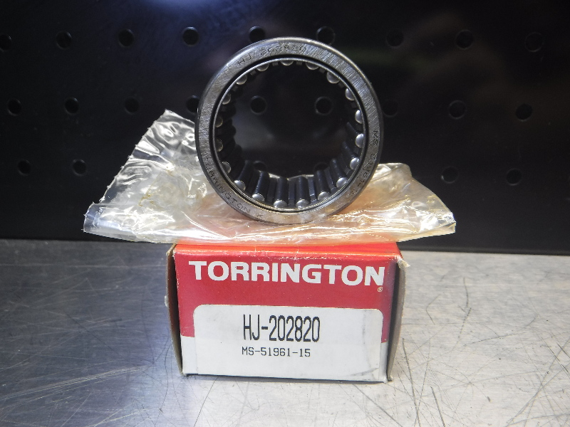 "Torrington Roller Bearings 1.25"" Inner Dia 1.75"" Outer Dia HJ-202820 (LOC1581)"