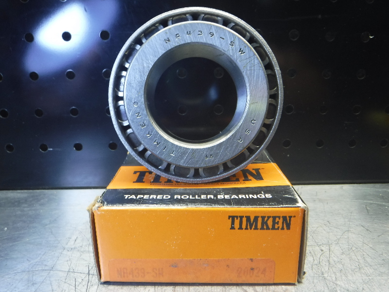 "Timken Tapered Roller Bearing 1.750"" ID NA439-SW (LOC1933D)"
