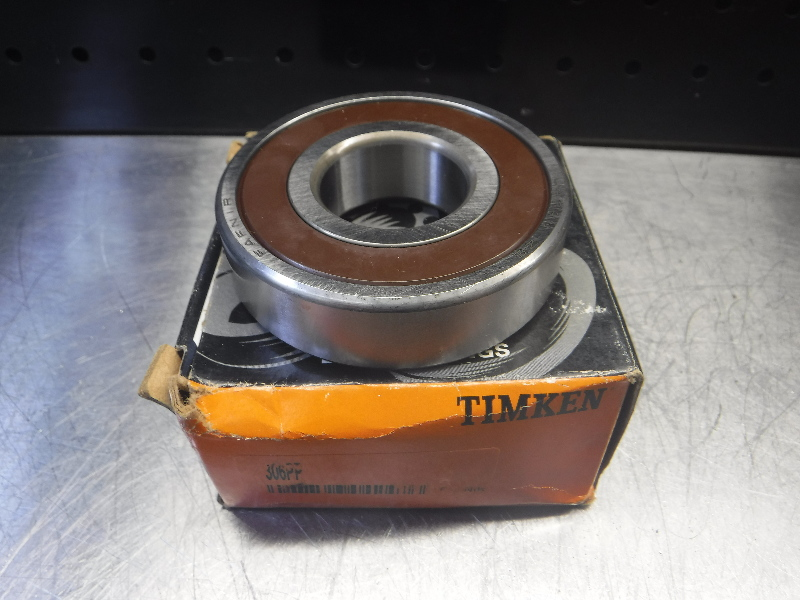 Timken Radial Ball Bearing 30mm ID x 72mm OD 306PP (LOC1582)
