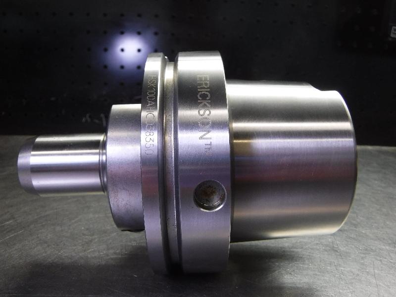 "Erickson HSK100A 3/8"" Hydraulic Tool Holder 3.5"" PRO HSK100AHC038350 (LOC3109A)"