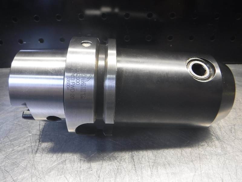 Komet HSKA63 20mm Endmill Holder 102mm Projection A06 32000 (LOC865)