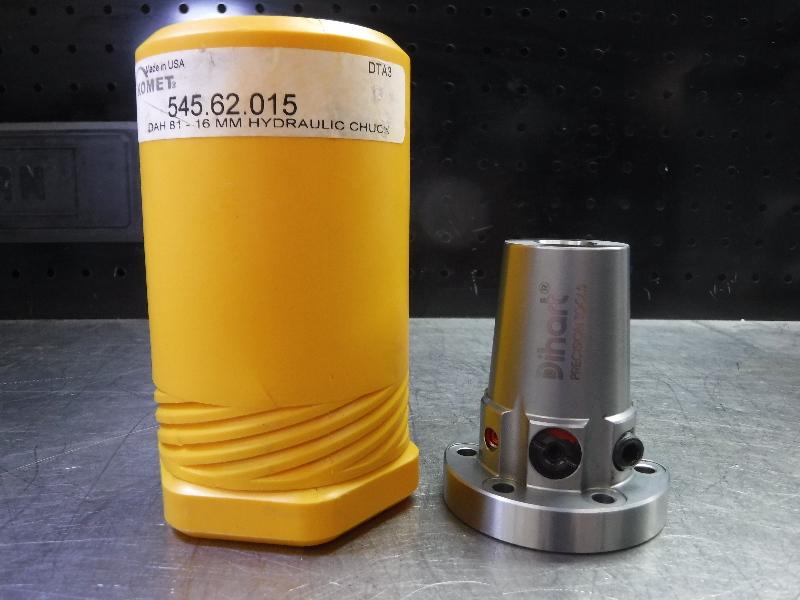 Komet DAH81 16mm Hydraulic Tool Holder 545.62.015 (LOC1757)