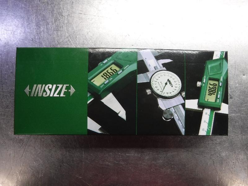 "INSIZE Dial Caliper Range 0-6"", Graduation .001"" 1311-6 (LOC68B)"