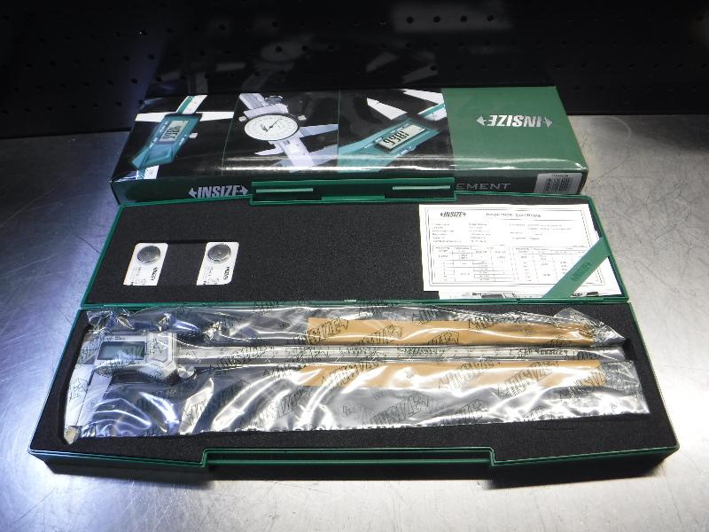 "Insize Electronic Caliper 0/12"" / 0-300mm 1114-300A (LOC2858C)"
