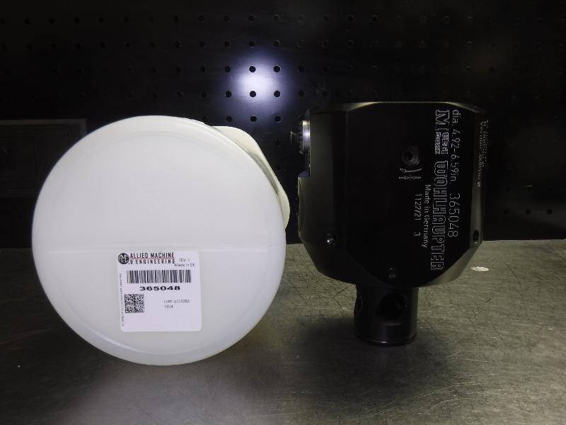 "Wohlhaupter MultiBore MVS36 Boring Head 4.92""-6.59"" Range 365048 (LOC1962A)"