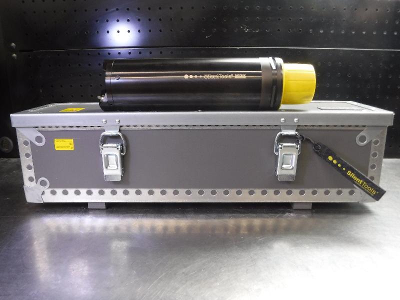Sandvik CoroTurn Capto C8 80mm Silent Boring Bar S C8-SL-4C 80L 254 (STK)