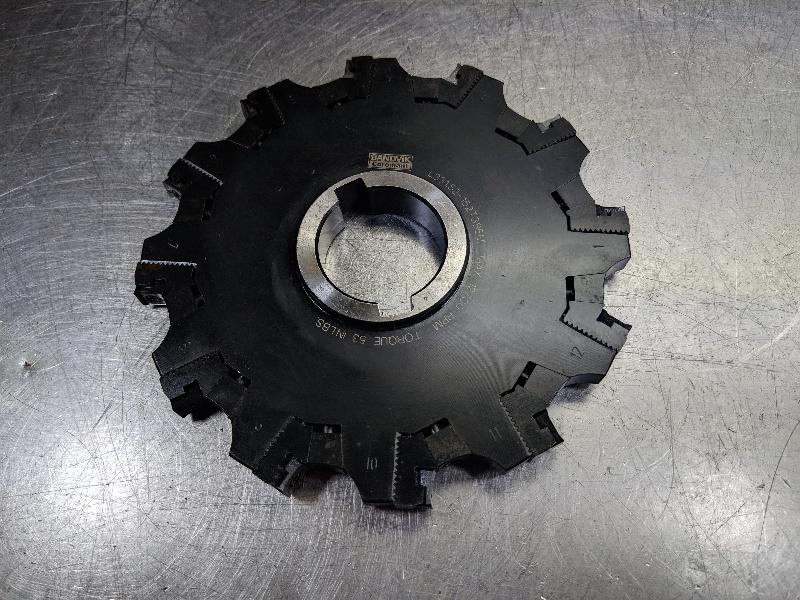 """Sandvik 6"""" CoroMill 331 Milling Cutter 1.5"""" Arbor L331.52-152T38EM (LOC2731B)"""
