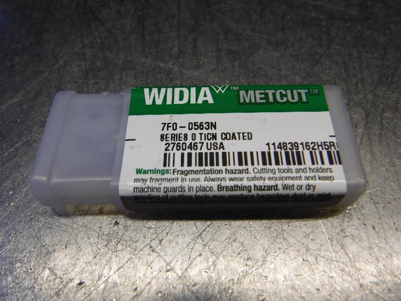 """Widia Series 0 0.563"""" HSS Spade Drill Insert QTY1 7FO-0563N (LOC238B)"""