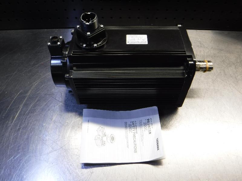 Yaskawa Electric Servo Motor SGMKS-13A5V-BK41-B (LOC297)