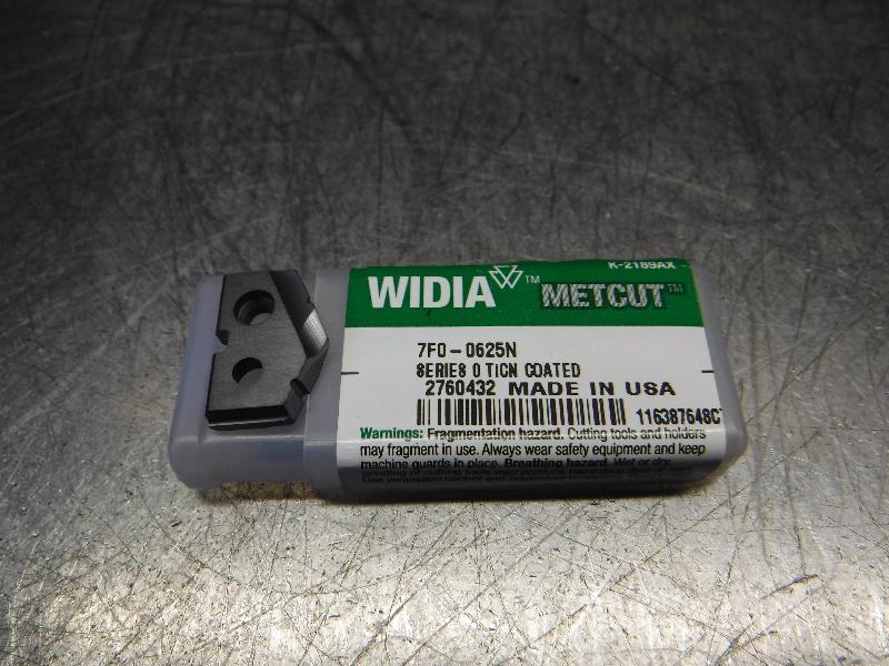 """Widia T-15 Series 0 5/8"""" HSS Spade Drill Insert 7FO-0625N (LOC1818A)"""
