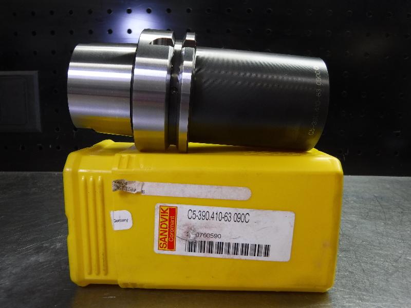 Sandvik HSK63A Capto C5 Modular Tool Holder C5-390.410-63 090C (LOC1919)
