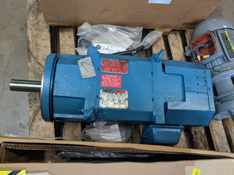 Reliance Electric 3 Phase 60 HP Motor (STK)