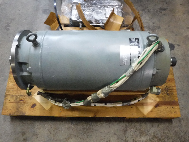 Reuland Electric Motor 3 Phase 30HP 0300M-1BAN-0002 (STK)