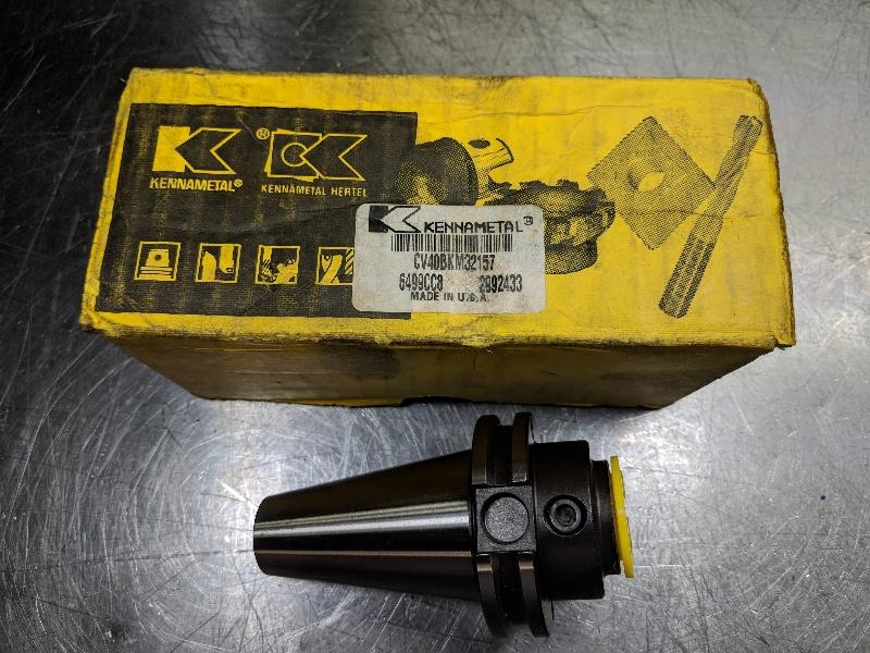 Kennametal CAT40 KM32 Modular Toolholder CV40BKM32157 (LOC2677A)