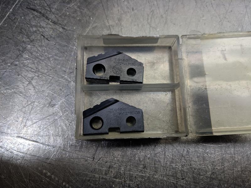 Amec Carbide Spade Insert Series #2 1C22H-1.0150-CR-R (LOC2644A)
