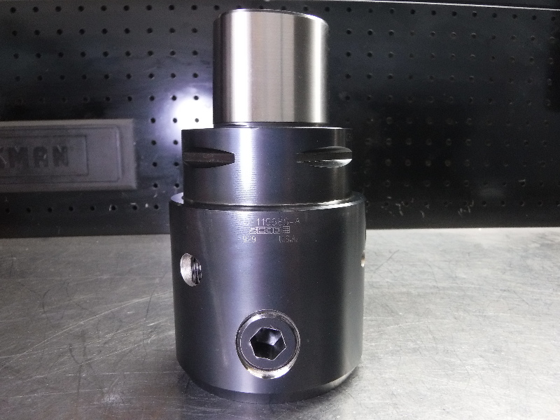"""Seco Capto C8 to 2"""" Endmill Holder w/ Pin Drive 115mm Pro D-115688-A (LOC821)"""