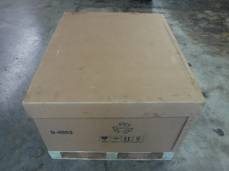 Heavy Duty Cardboard Shipping Crate QTY 10 (STK)