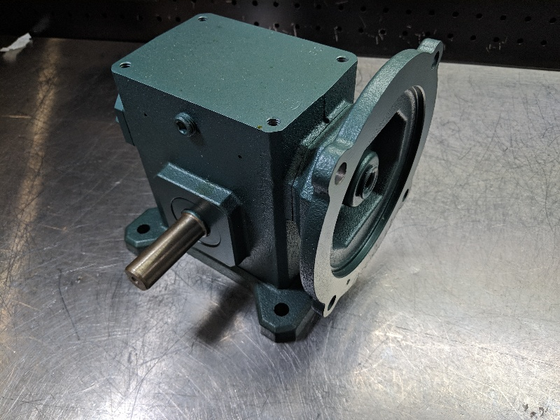 Regal-Baloit  Series B Right Angle Gear Reducer 60:1 Ratio TMQ215-2 (LOC560)