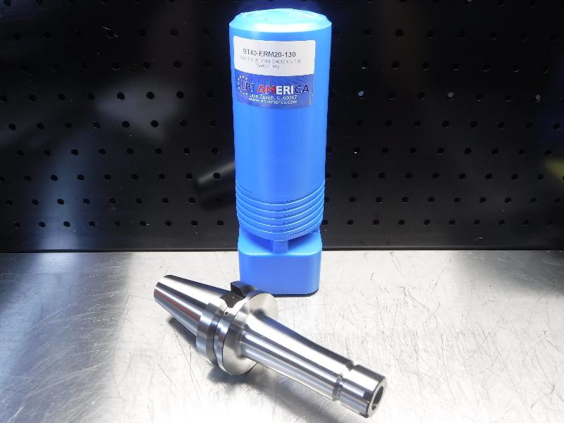 ERI America BT40 ER20 Collet Chuck 130mm Projection BT40-ERM20-130 (LOC2026A)