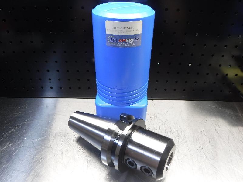 ERI America BT50 32mm Endmill 105mm Pro BT50-EM32-105 (LOC1836B)