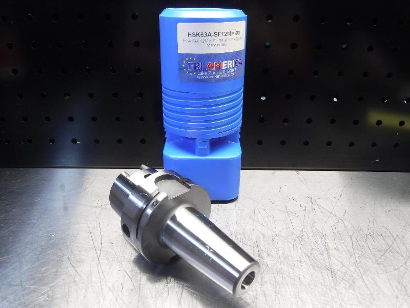 ERI America HSK 63A 12mm Shrink Fit 90mm Pro HSK63A-SF12MM-90 (LOC1913D)