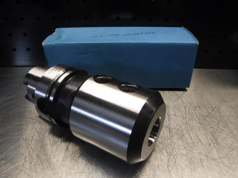 """ERI America HSK 63A 3//8/"""" Hydraulic Endmill 3.14/"""" Pro HSK63A-HH0375-3.14 LOC357"""