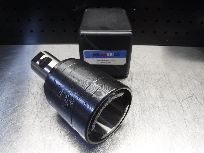 "ERI America 1.5"" Weldon Shank Bilz #3 Rigid Tap WS1500-RT3-3.27 (LOC59)"