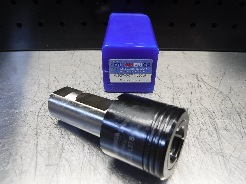 ERI America 25mm Weldon Shank Bilz #1 Rigid Tap WS25-GCT1-L37.5 (LOC88B)