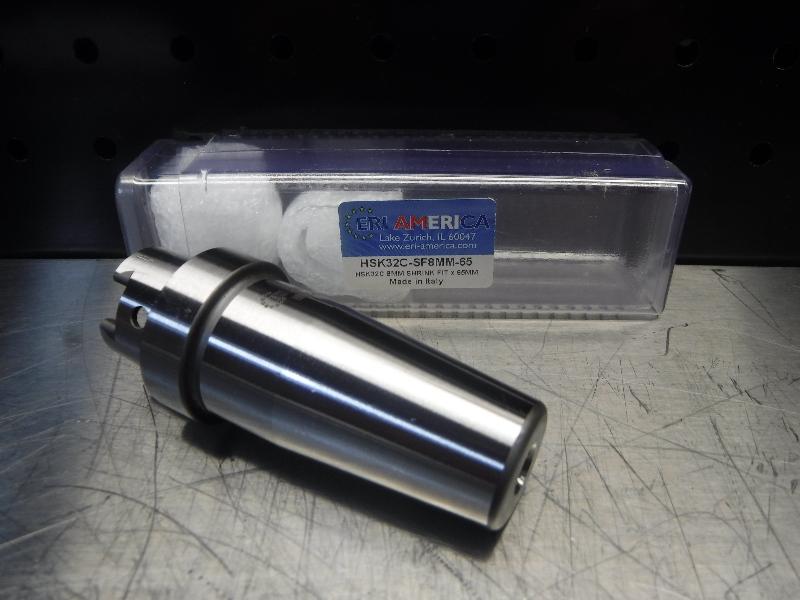 ERI America HSK32C 8mm Shrink Fit 65mm Pro HSK32C-SF8MM-65 (LOC268B)
