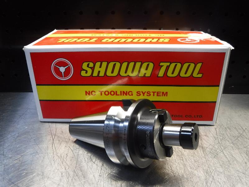 "Showa BT40 Facemill 3/4"" Arbor 1.75"" Pro BBT40-SM0750-1.75C (LOC800)"