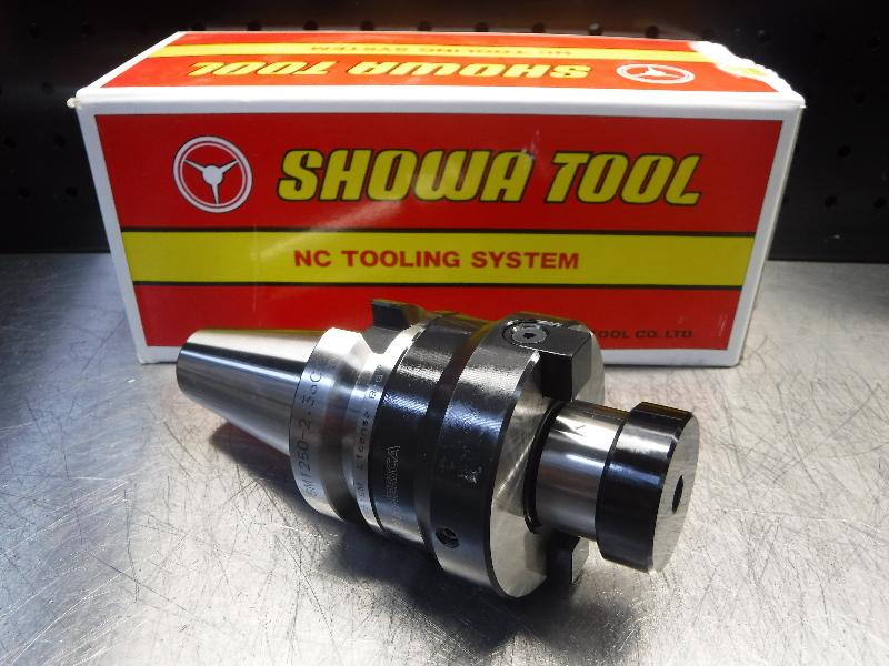 "Showa BT40 Facemill 1.25"" Arbor 2.36"" Pro BBT40-SM1250-2.36C (LOC800)"