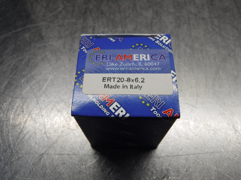 ERI America ER20 Tapping Collet QTY1 ERT20-8x6.2 (LOC2988C)