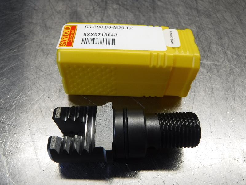 Sandvik Capto C6 Quick Change Pull Stud C6-390.00-M20-02 (LOC505)