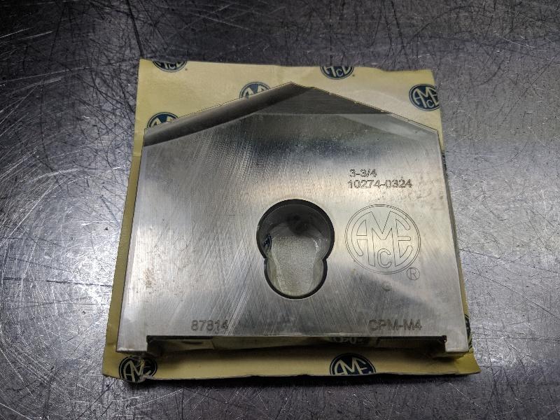 """Amec 3.75"""" Series G Spade Drill Insert 10274-0324 (LOC1218D)"""