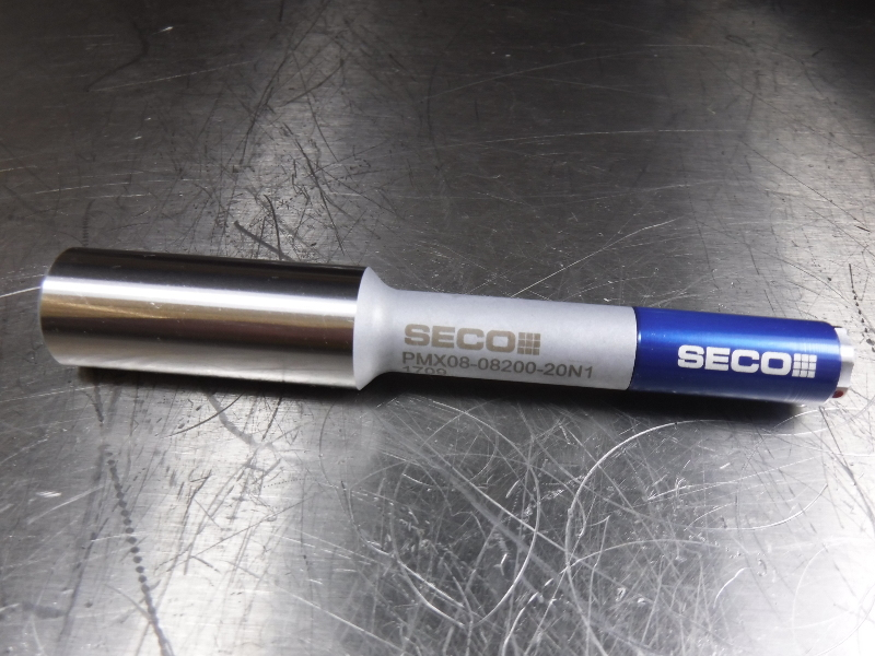 Seco PMX08 Exchangeable Head Reamer PMX08-08200-20N1 (LOC1065B)