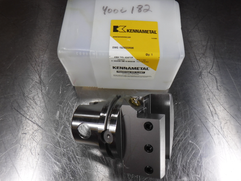 "Kennametal KM 80 1"" Lathe Tool Holder 1529333R00  (LOC1233C)"
