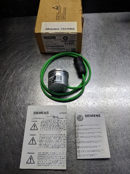 Siemens Incremntal Encoder 6FX2001-2CB02 (LOC1236B)