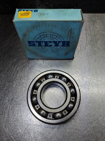 Steyr Single Row Ball Bearing 6312 (LOC1240B)