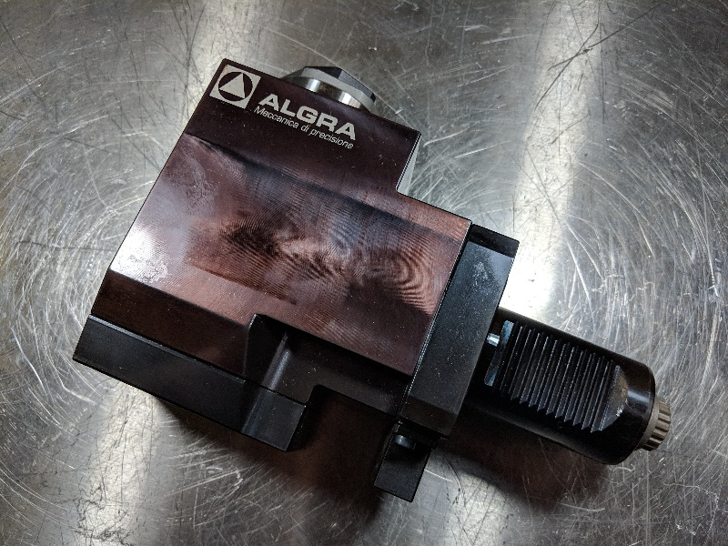 Algra VDI50 Right Angle ER40 Collet Chuck RAPPS 50 121 US3 (LOC1308B)