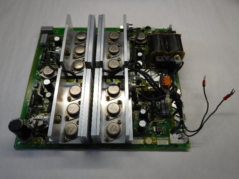 Siemens DC Motor Drive Board 6RB2030 Series 30A 6RB2030-0FA01 (LOC28A)