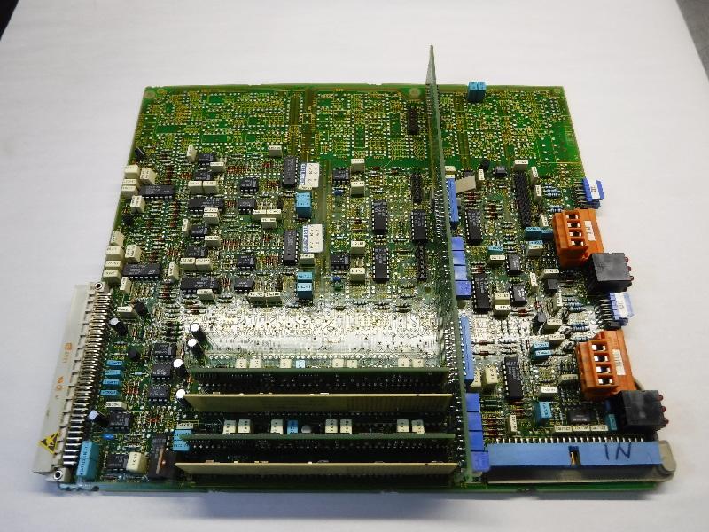 Siemens AC Servo Drive Board Analog Control Module 6SC6100-0NA11 (LOC28A)