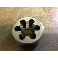 M24 X 2.00 CARBON STEEL HEXAGONAL RE-THREADING DIE
