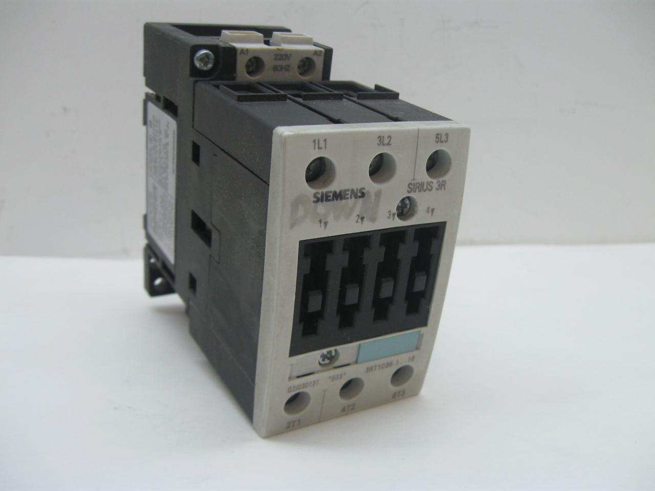 Siemens Motor Wiring Diagram Magnetic Starter Images Og